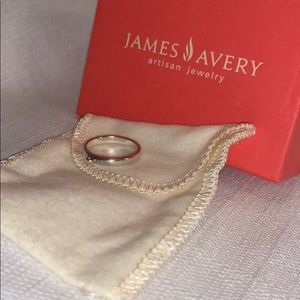 Discontinued James Avery Charm Ring